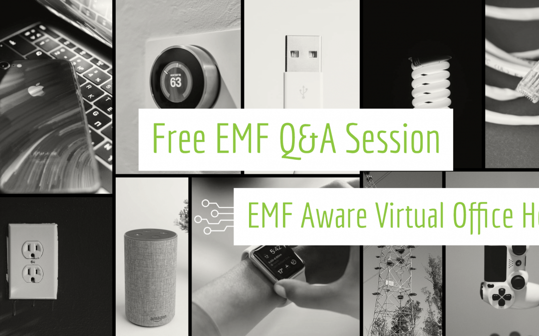 Types Of EMFs + EMF Q & A Session – March 26, 2020